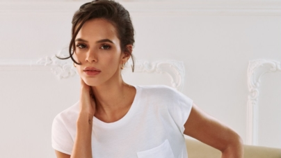Intimissimi cotone Ultrafresh Supima: la nuova campagna con Bruna Marquezine