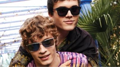 Italia Independent occhiali da sole 2020: CR7, Laps e Hublot, la campagna Shades of Love