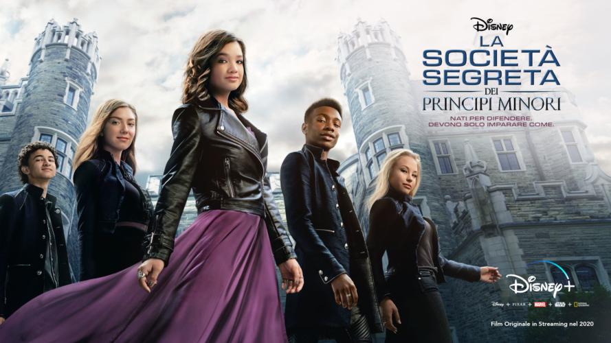 La Società Segreta dei Principi Minori: il nuovo live action movie su Disney+