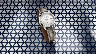 Longines 1832 orologi 2020: i nuovi eleganti segnatempo declinati in nero e beige