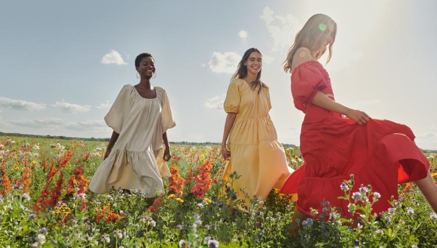 Mango campagna Life in Bloom: #MangoTogether, il messaggio di ottimismo