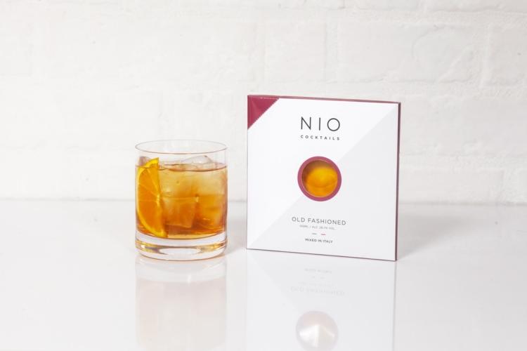 Nio Cocktails Old Fashioned: il nuovo drink firmato dal mixologist Patrick Pistolesi