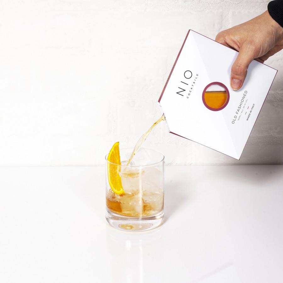 Nio Cocktails Old Fashioned