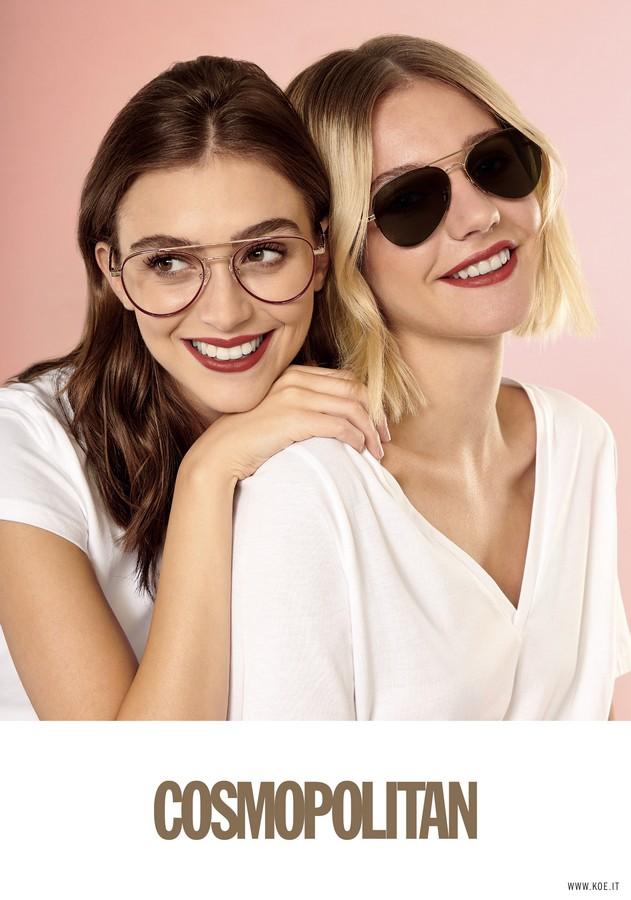 Occhiali da sole Cosmopolitan 2020