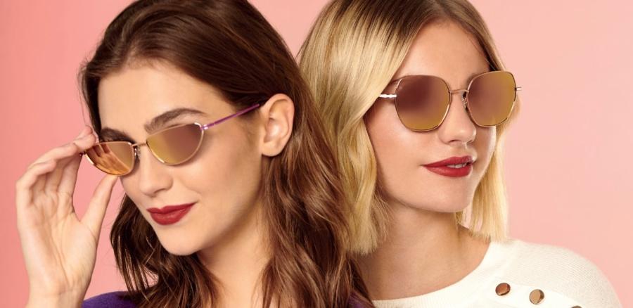 Occhiali da sole Cosmopolitan 2020: gusto vintage in chiave moderna