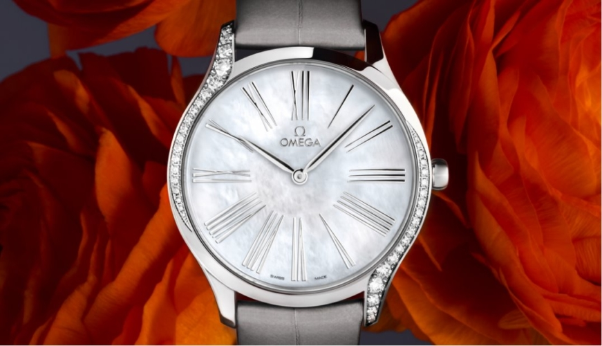 Omega orologi De Ville Trésor 2020: i nuovi eleganti modelli femminili