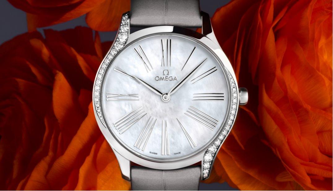 Omega orologi De Ville Tresor 2020