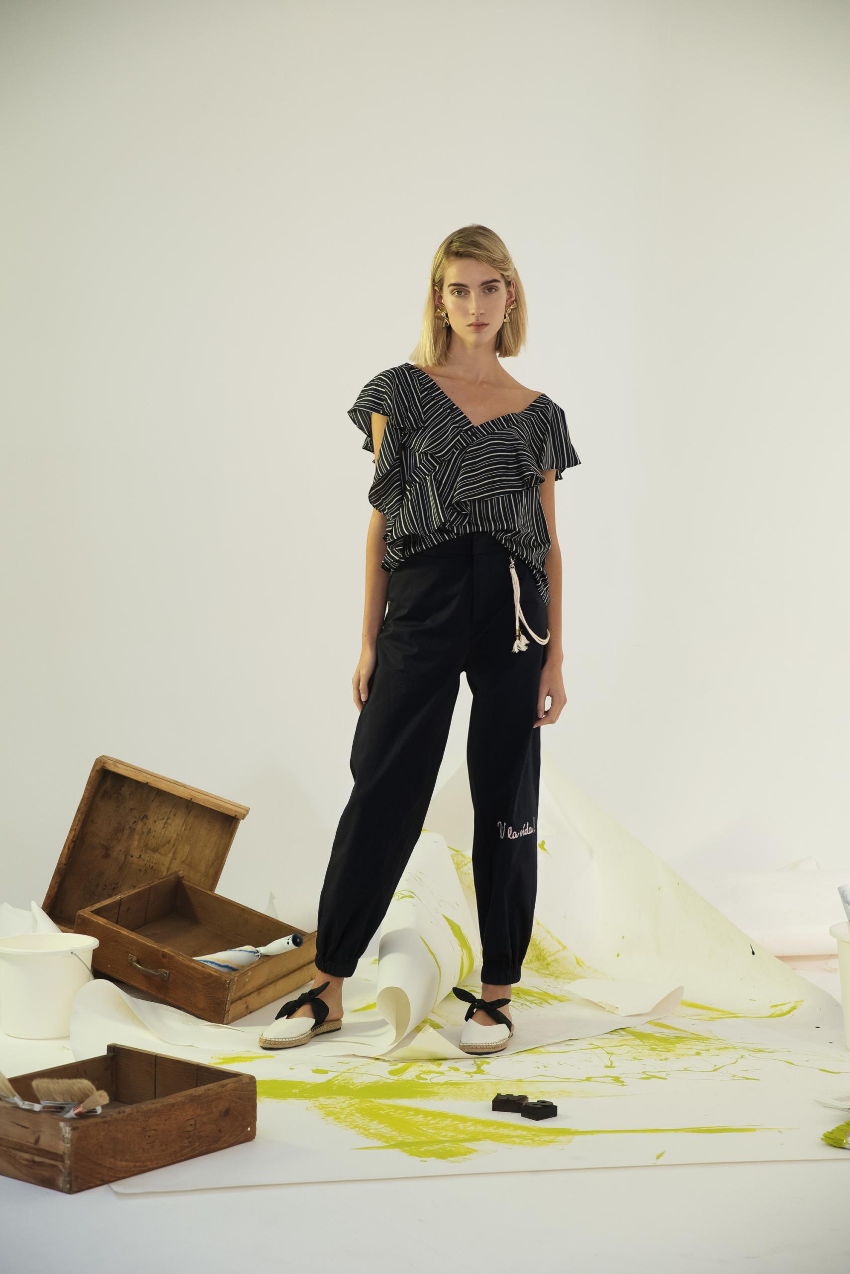 Pantaloni moda primavera estate 2020