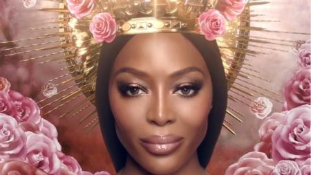 Pat McGrath Labs Naomi Campbell: protagonista della campagna Divine Rose, il video