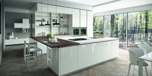 Rastelli cucine R1: composizioni personalizzabili sempre diverse