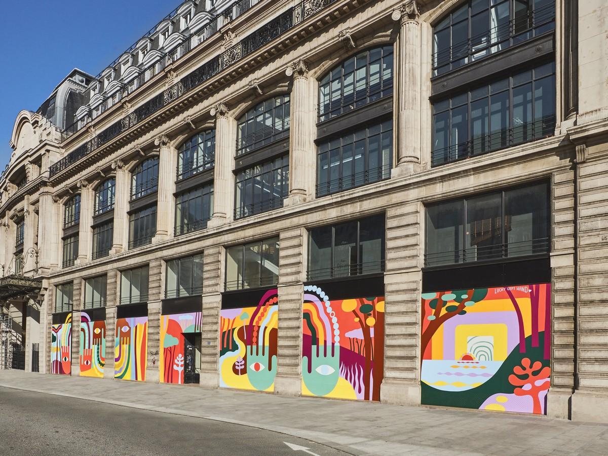 Sede Louis Vuitton Parigi