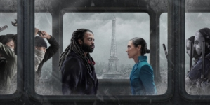 Snowpiercer serie tv Netflix: protagonisti Jennifer Connelly e Daveed Diggs