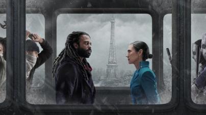 Snowpiercer serie tv Netflix: protagonisti Jennifer Connelly e Daveed Diggs