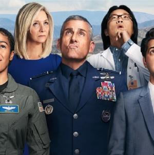 Space Force Netflix: la nuova serie originale creata da Steve Carell