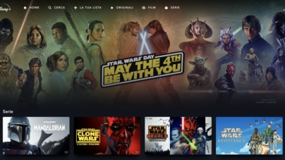 Star Wars Day 2020 Disney Plus: i concept art originali della saga