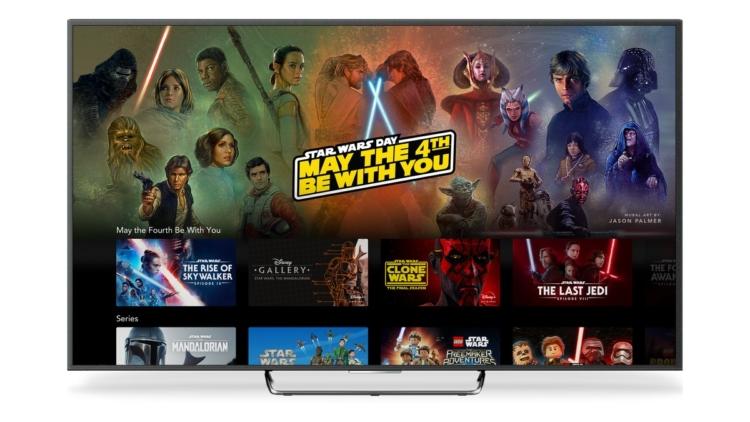 Star Wars Day 2020 Disney Plus