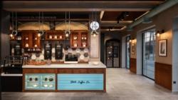 State Coffee Co Espresso Bar Grecia: Hi-Macs è protagonista del nuovo locale