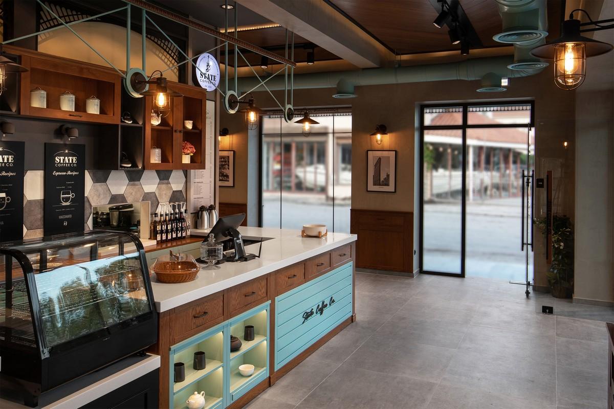 State Coffee Co Espresso Bar Grecia