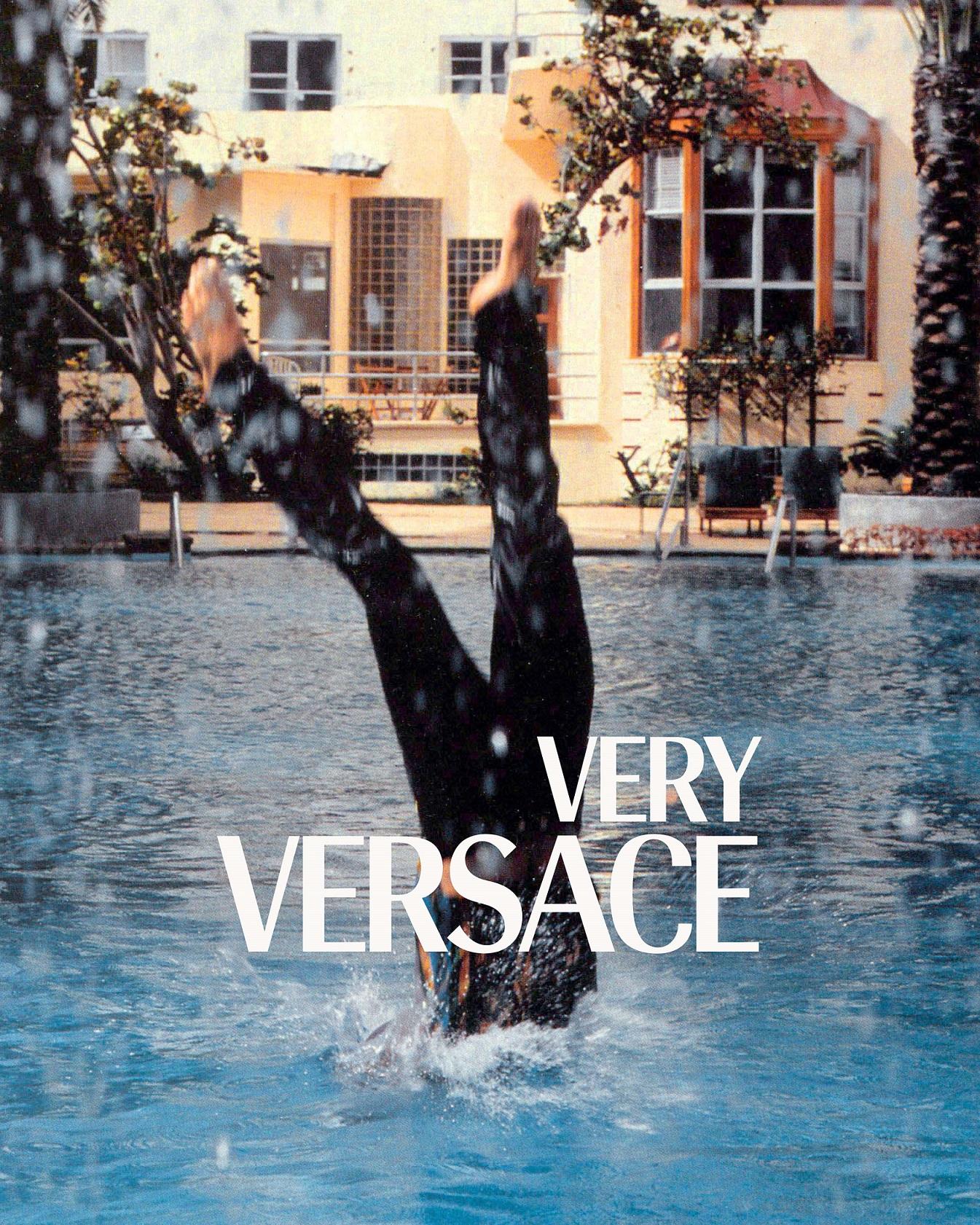 Very Versace challenge 2020