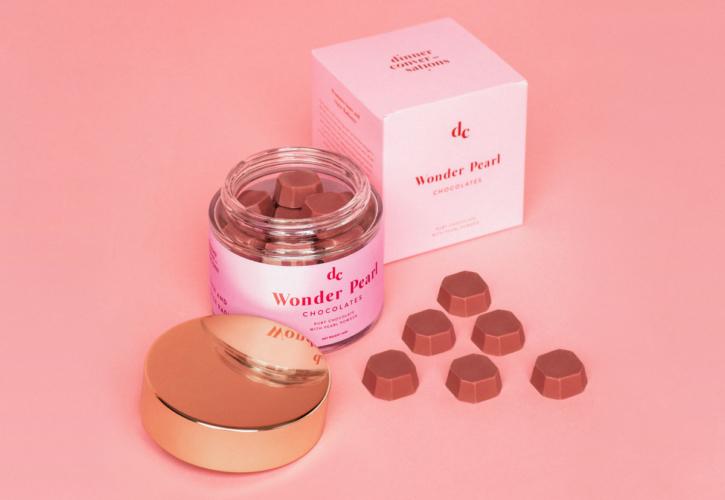 Wonder Pearl bellezza e benessere: il cioccolatino che nutre anima e corpo