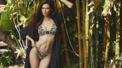 Yamamay catalogo costumi 2020: la campagna bechwear con Bianca Balti