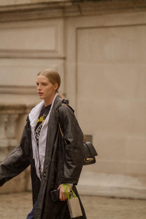 Alexander McQueen The Story Shoulder bag