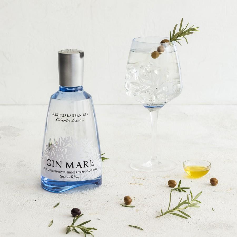 Aperitivo a casa Gin Mare kit