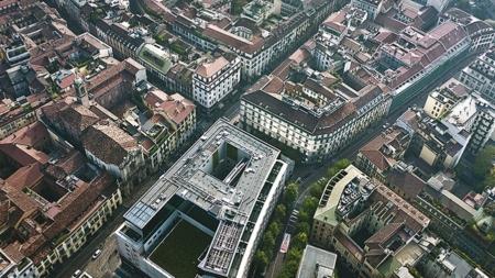Armani Hotel Milano riapertura: Armani a Tavola, la nuova idea di convivialità