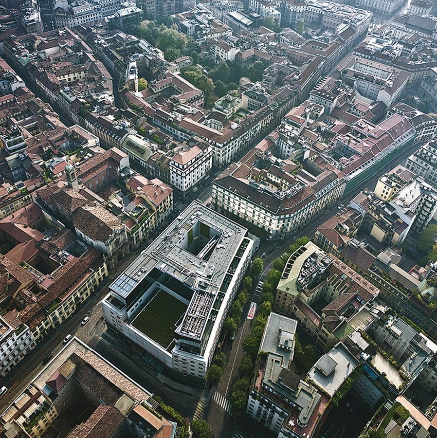 Armani Hotel Milano riapertura