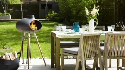 Barbecue o Focolare giardino 2020: il fuoco per outdoor incontra il design