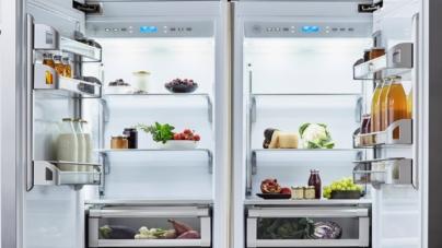 Bertazzoni frigo incasso 2020: il combinato Premium con tecnologia FlexMode