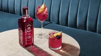 Bombay Sapphire Bramble Gin: rosso cremesi, un'infusione di frutta unica!