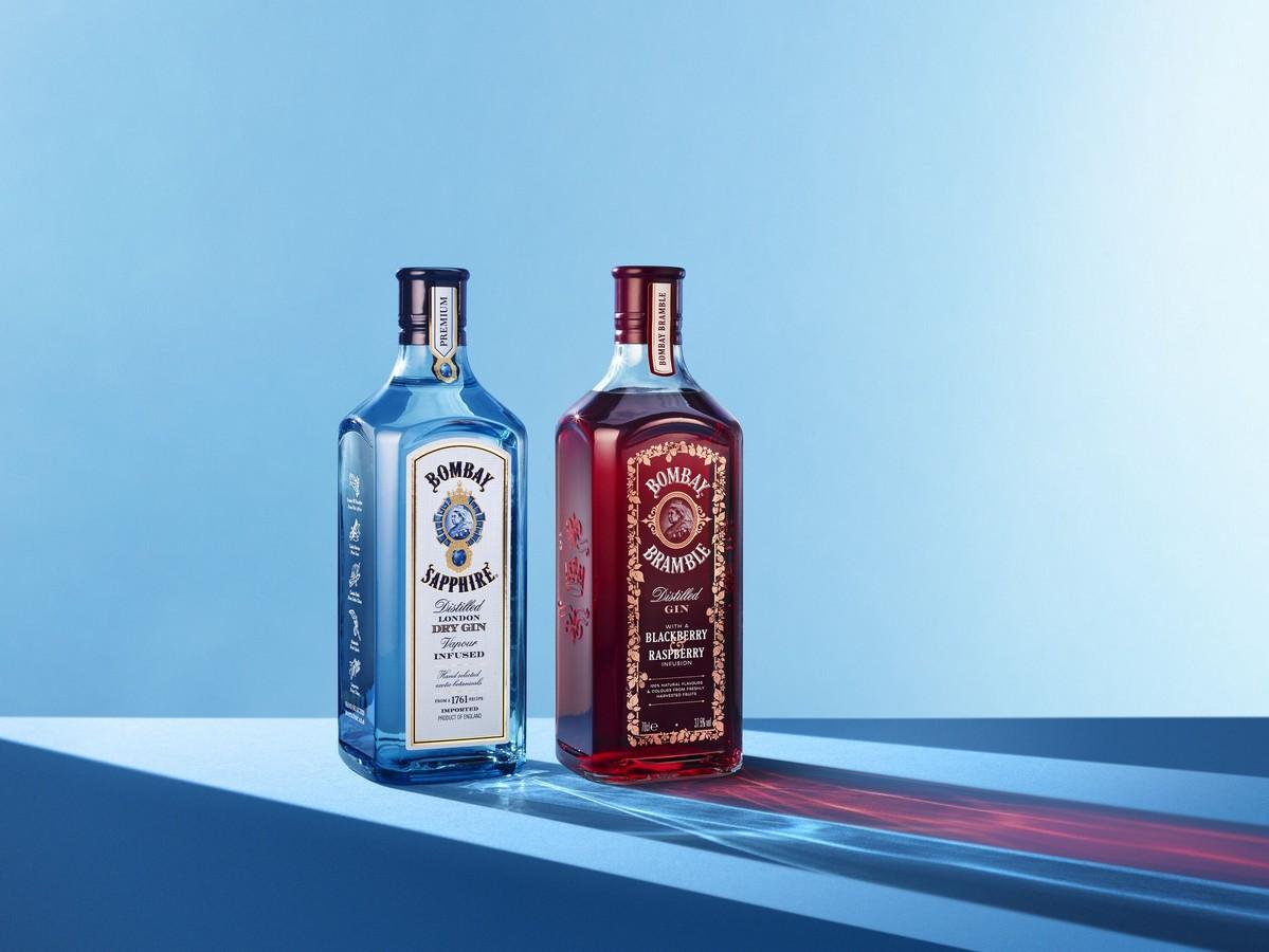 Bombay Sapphire Bramble Gin