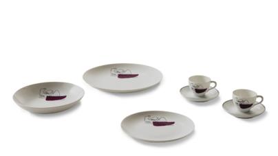 """Cassina Richard Ginori Le Corbusier: il servizio da tavola """"il gusto delle forme"""""""
