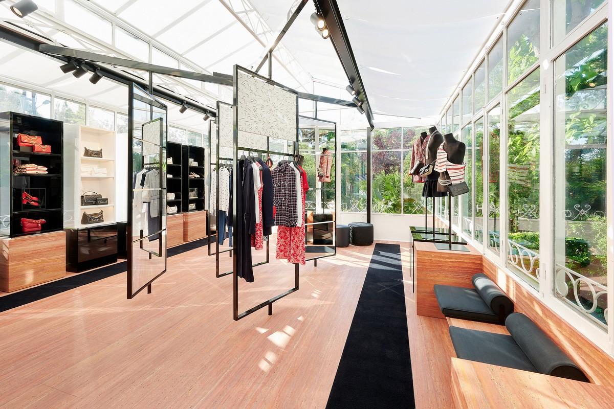 Chanel Saint Tropez boutique