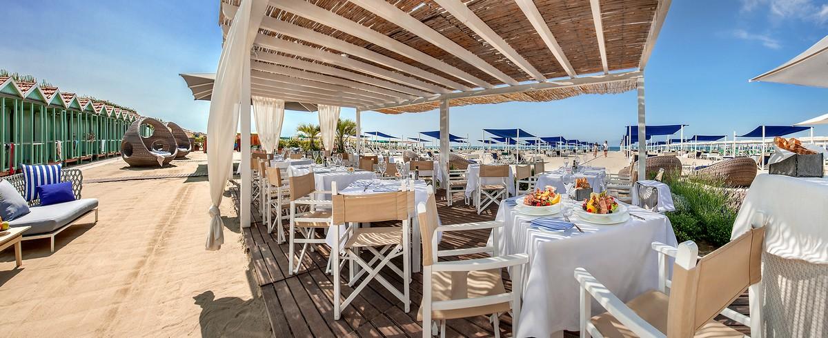 Dalmazia Beach Club Forte dei Marmi