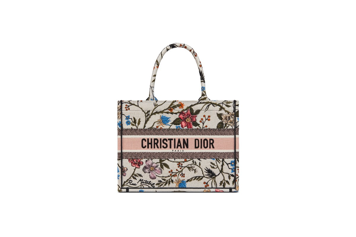 Dior Rosa Mutabilis capsule collection