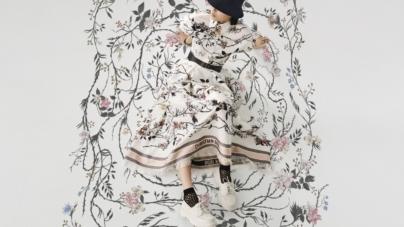 Dior Rosa Mutabilis capsule collection: look romantici e femminili per l'estate 2020