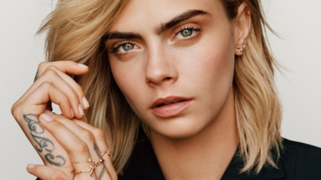 Dior gioielli Oui 2020: la campagna con Cara Delevingne