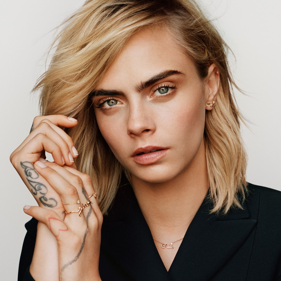 Dior gioielli Oui 2020