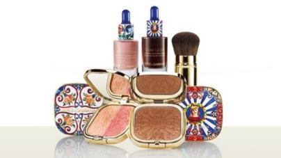 Dolce&Gabbana make up estate 2020: la collezione Solar Glow, la radiosità del Mediterraneo