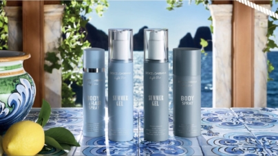 Dolce&Gabbana Light Blue Summer Gel: il nuovo rituale per l'estate