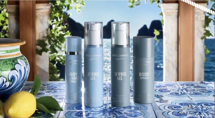 Dolce&Gabbana Light Blue Summer Gel
