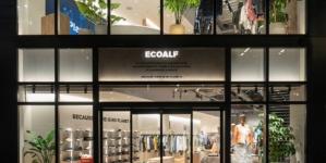 Ecoalf store Giappone Shibuya: il nuovo flagship store che ama la natura