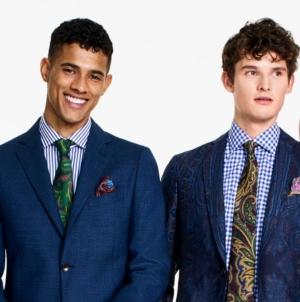 Etro Uomo Formale 2020: i nuovi completi per il dandy eclettico