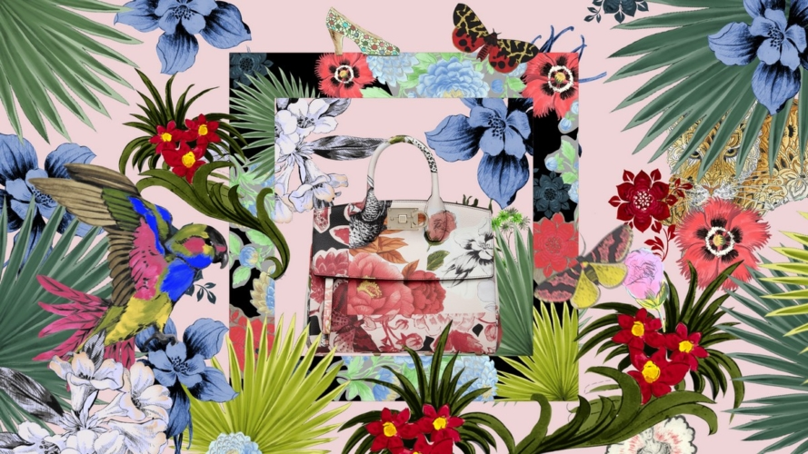 Ferragamo Silk capsule 2020: una selezione unica di foulard, accessori e ready to wear