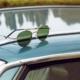 Ferragamo occhiali da sole 2020: la campagna Italian Roads