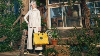 Gucci Off The Grid collezione sostenibile: la campagna con Jane Fonda, video e foto