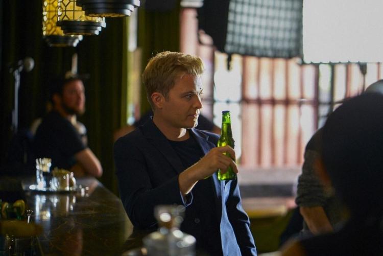 Pubblicità Heineken Nico Rosberg