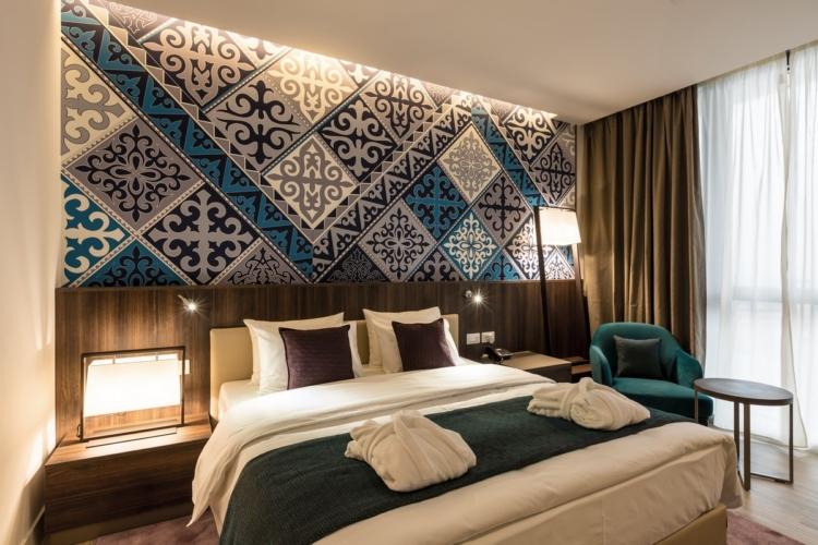 Hotel Mercure Almaty Kazakistan